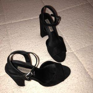 Madden Girl Block Heels! Size 8!